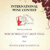 SILVER AWARD - Wine Expo Poland