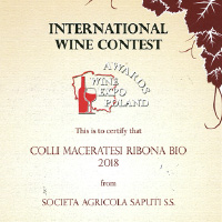 SILVER AWARD 2019 - Wine Expo Poland
