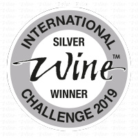 SILVER 2019 - International Wine Challenge